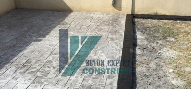 Projets b ton imprim archives b ton imprim dans dijon for Dijon beton tarif