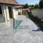 surfaces en beton imprime