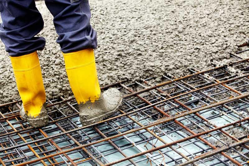 Comment se faire le ferraillage dalle en béton?