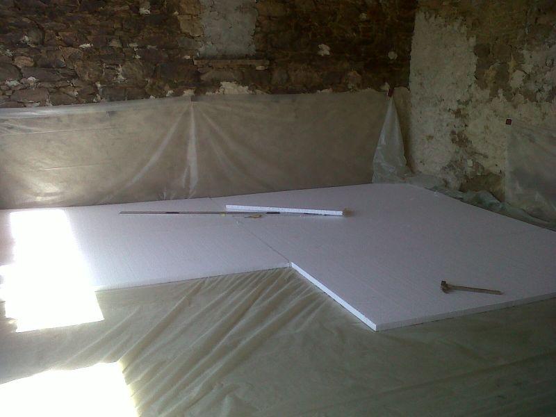 comment faire l 39 isolation d 39 une dalle b ton beton expert. Black Bedroom Furniture Sets. Home Design Ideas